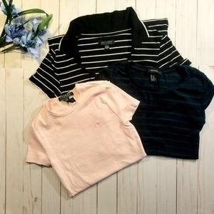 3 girls shirts 'Juniors